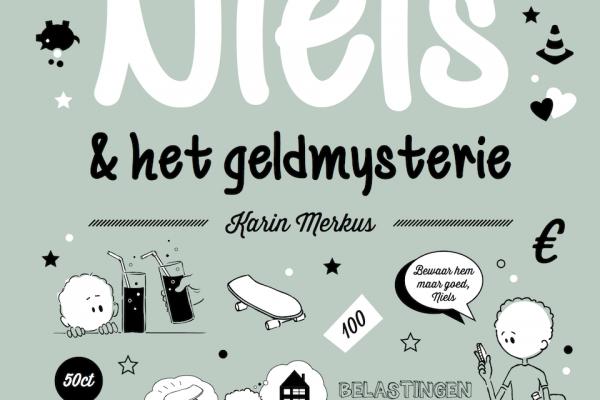 Swalef publiceert binnenkort: Niels & het Geldmysterie