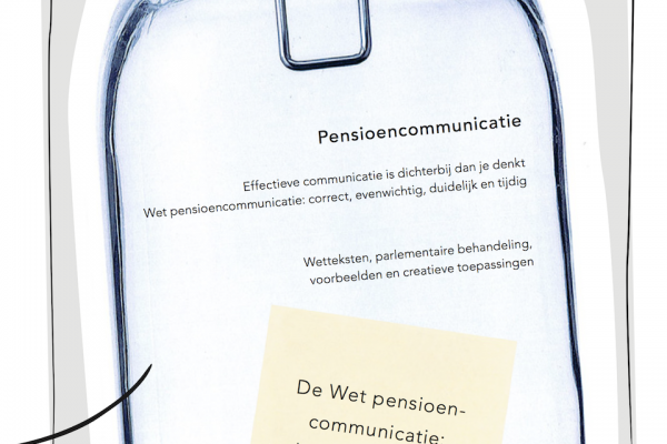 Wet Pensioencommunicatie | Update