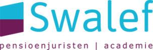 Swalef Logo pensioenen mail
