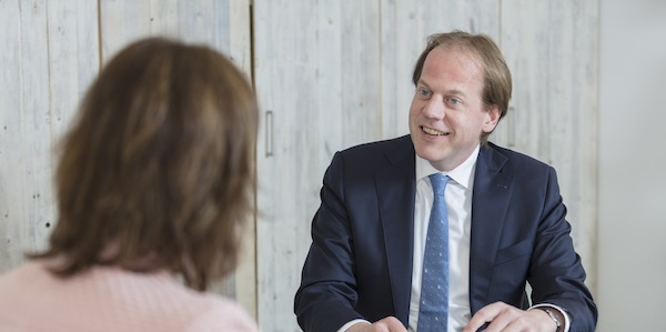 """Interview Diederik Kok – """"Lesgeven heeft meerdere doelen"""""""